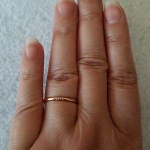 Jewelry - Delicate Little Rose Band